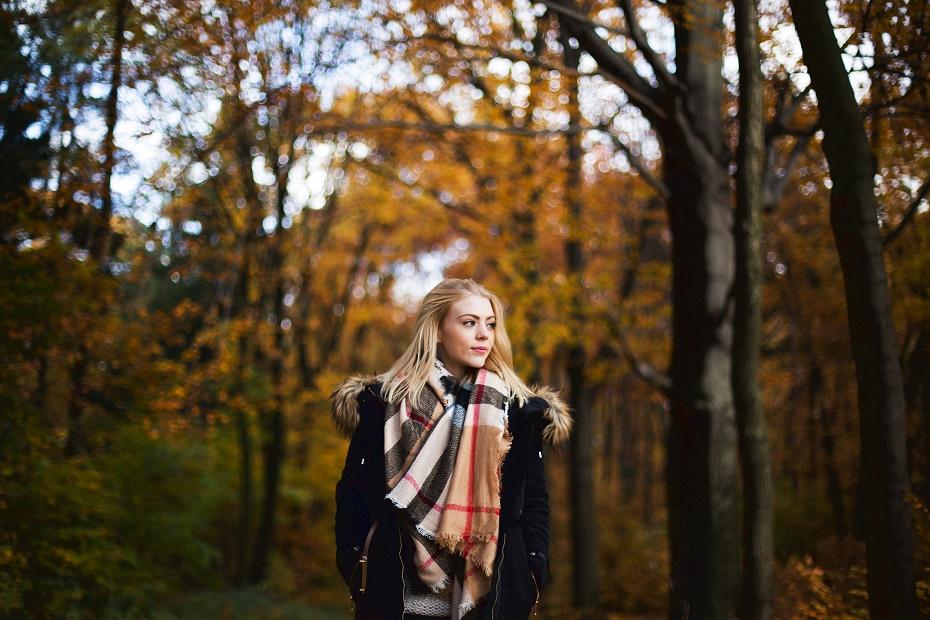 Jesienna stylizacja november