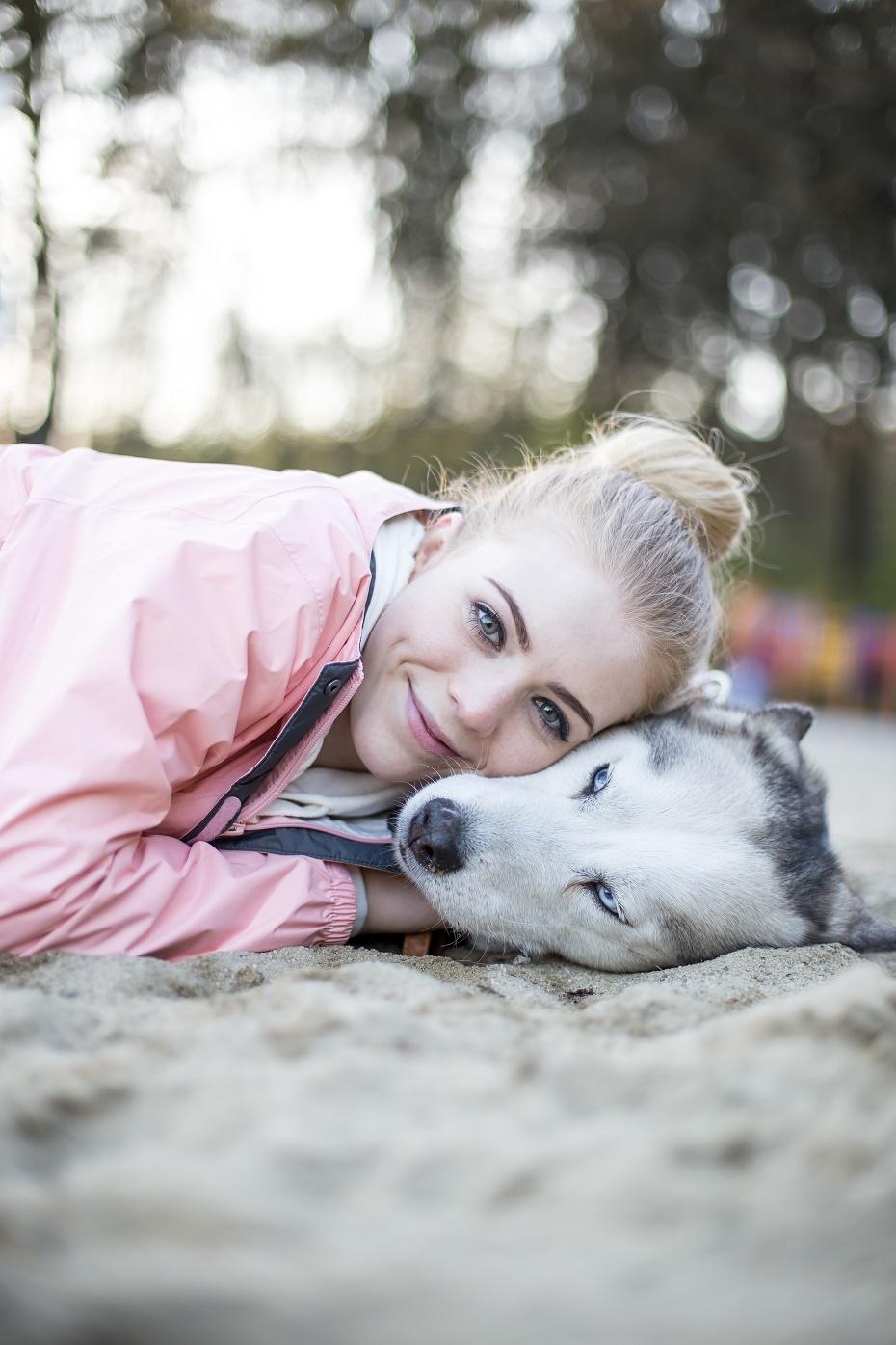 Ja i mój pies - Akira