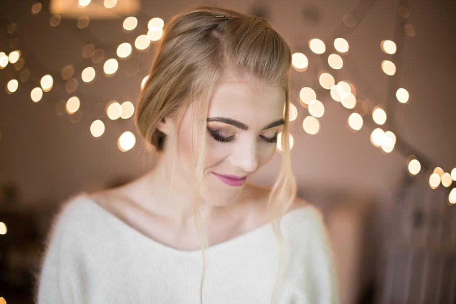 Makijaż wigilijny