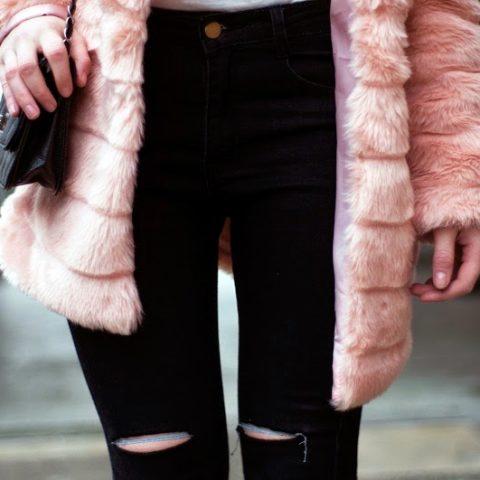 Powder fur