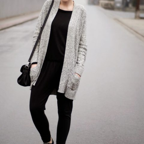 Outfit: Black look