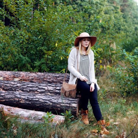 Outfit: Lost in the forest