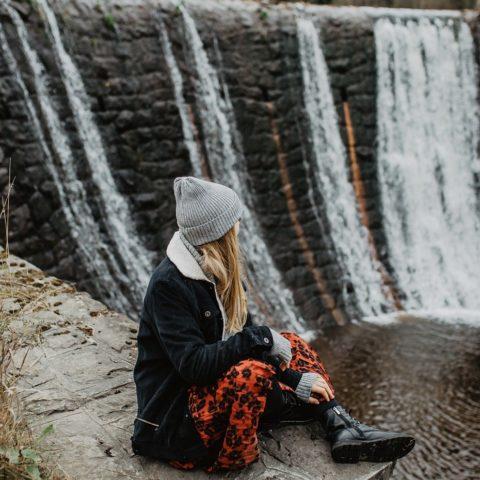 Jesień w Beskidach – Stylizacja dla marki Carry