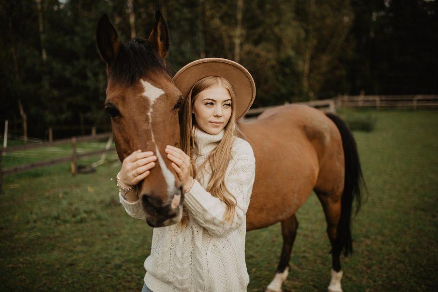 Zdjęcia z koniami