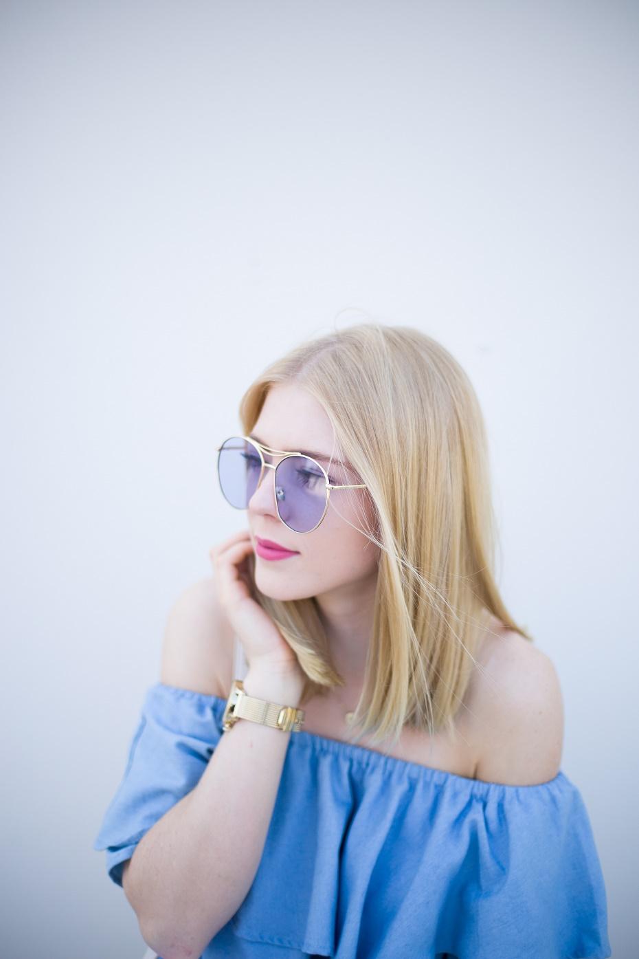 Piękne okulary