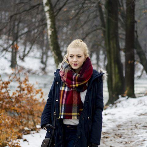 Winter scenery is wonderful !