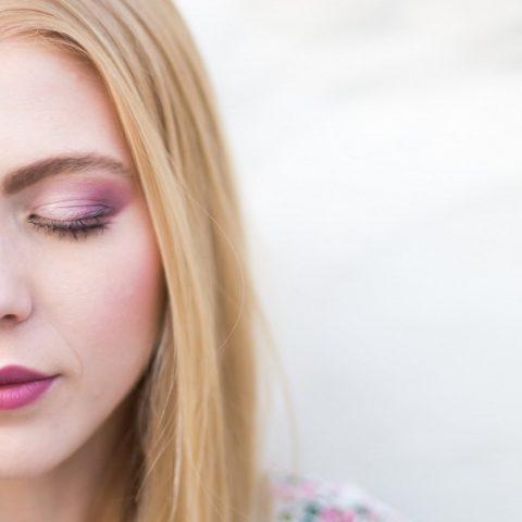 Makijaż z Joanna Soszyńska