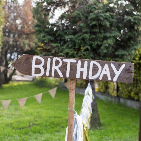 Urodziny w plenerze – niespodzianka