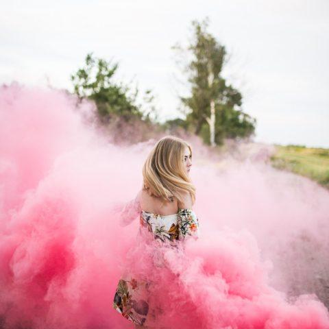 Magiczny dym