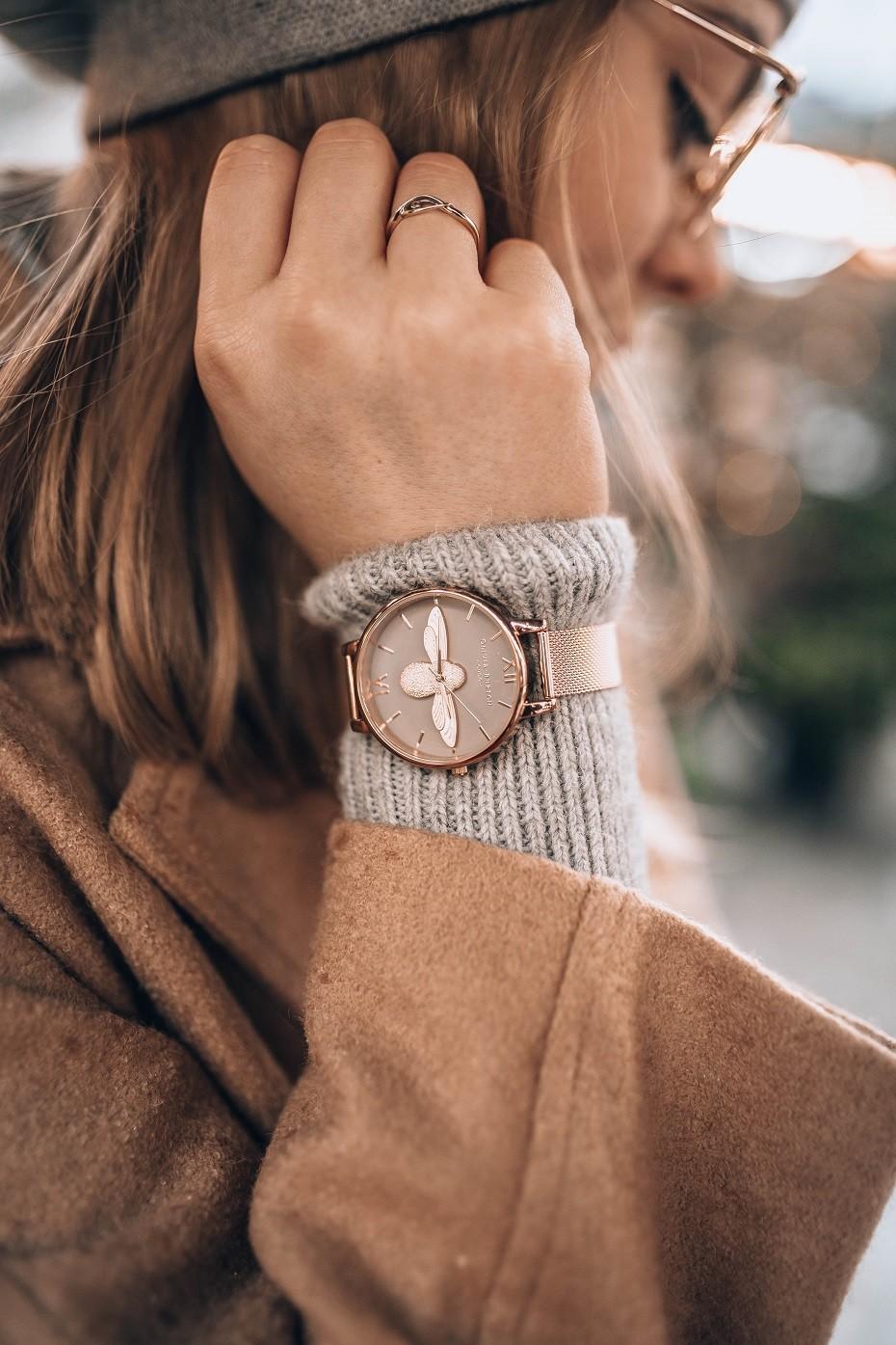 Zegarek Olivii Burton