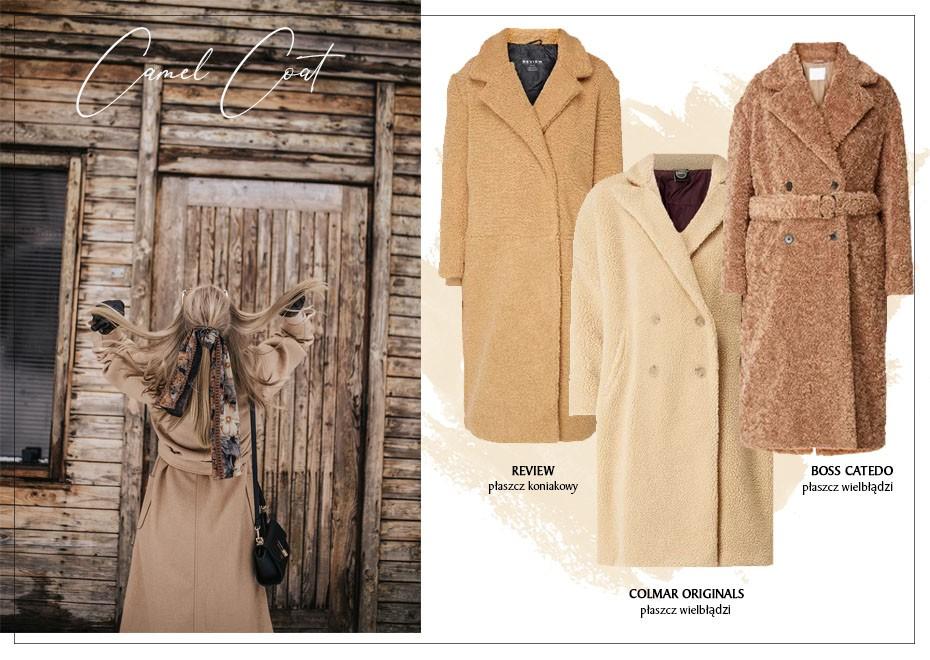 Płaszcz trendy