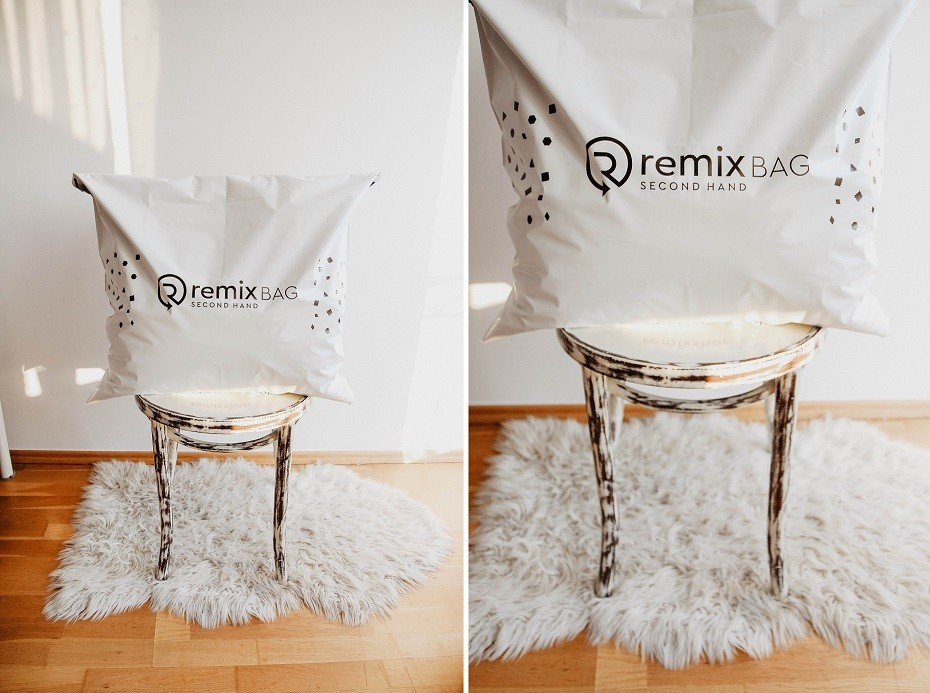 Remix Bag pojemna torba