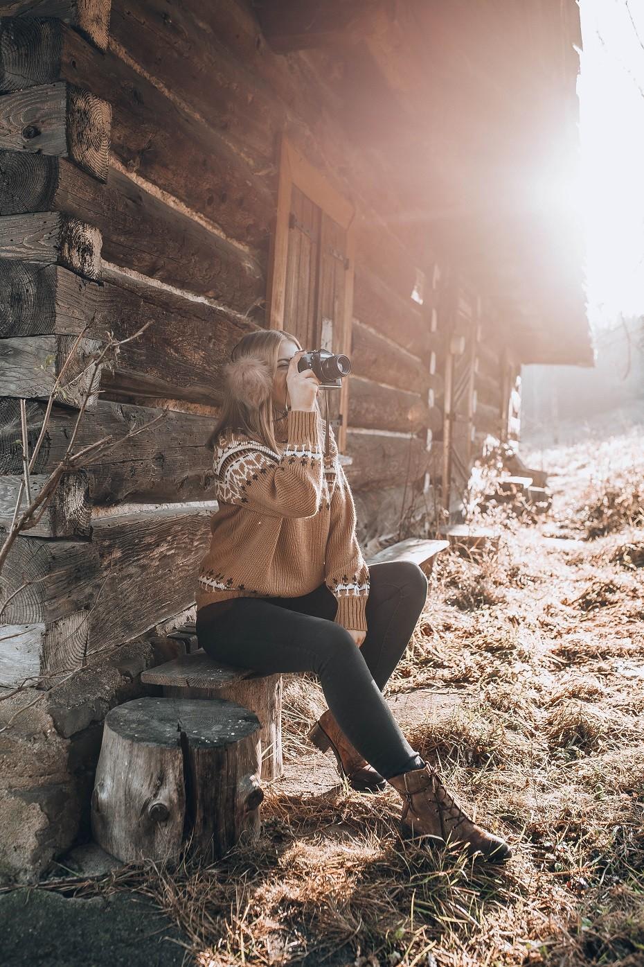 Zdjęcia w Beskidzie Śląskim