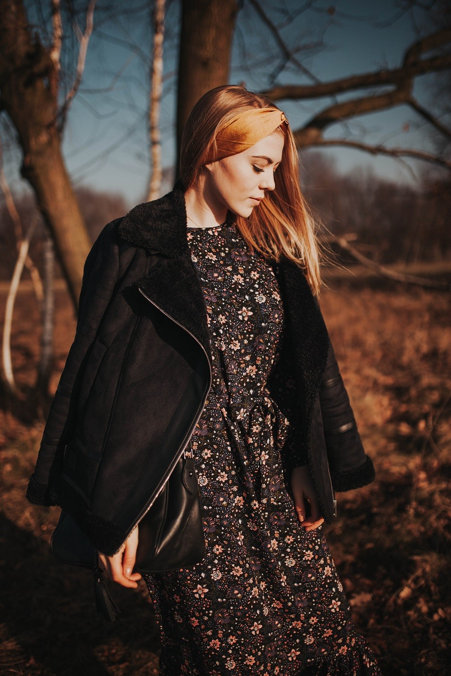 Wiosenne stylizacje blog