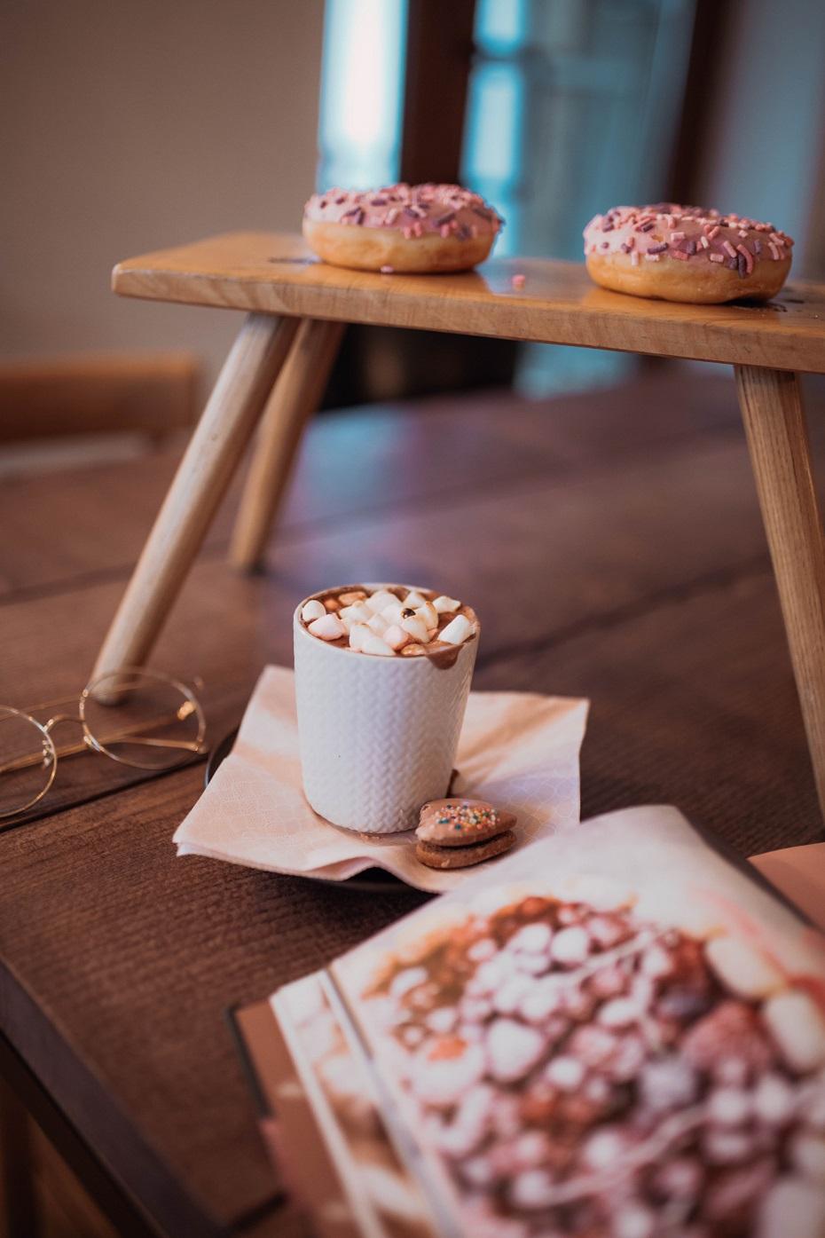 Gorąca czekolada blog