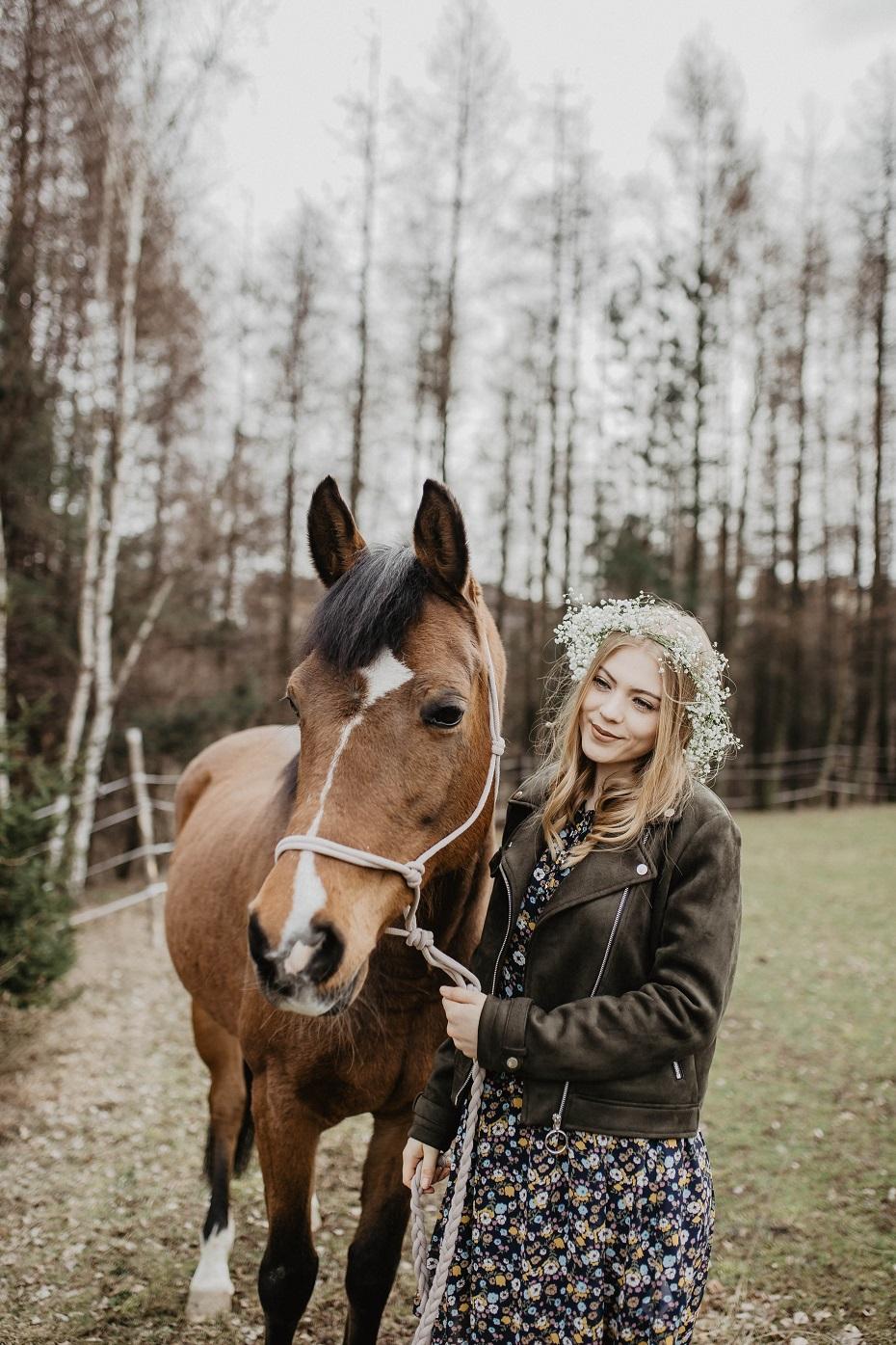 Zdjęcia z koniem