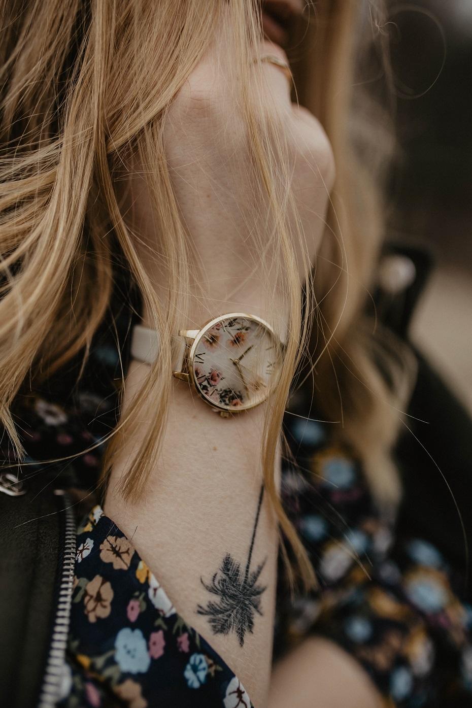 Zegarek Olivi Burton