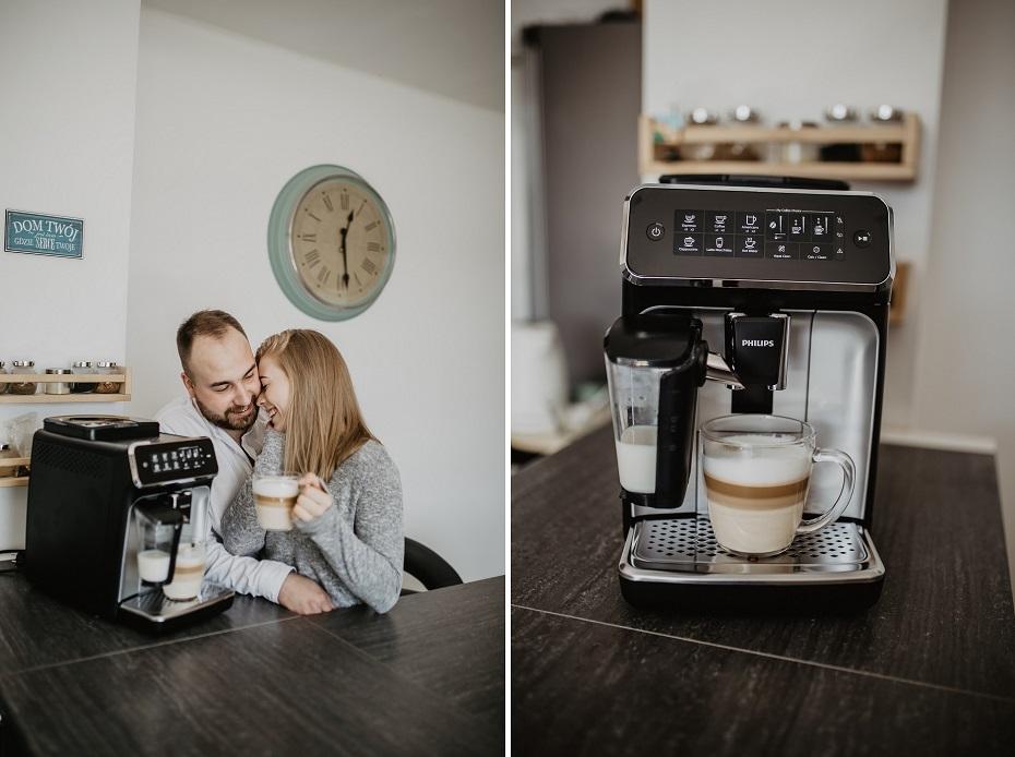 Wyśmienita kawa z ekspresu