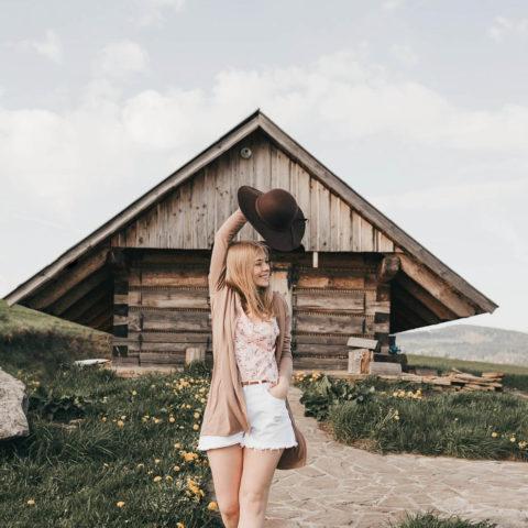 Piękne miejsce w Beskidach! | CARRY