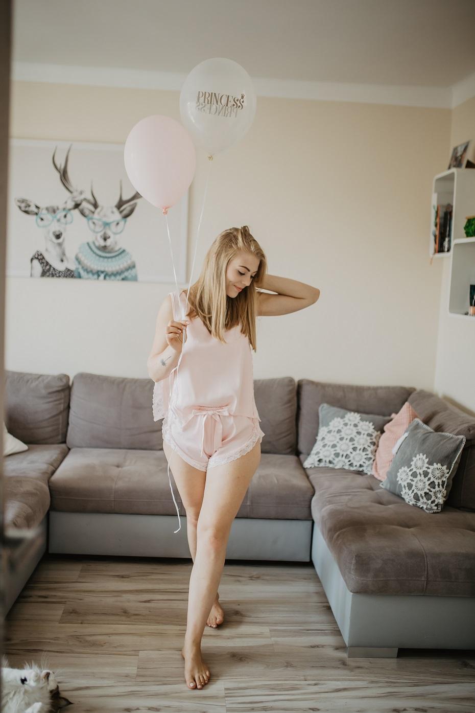 Idealna piżama ślubna