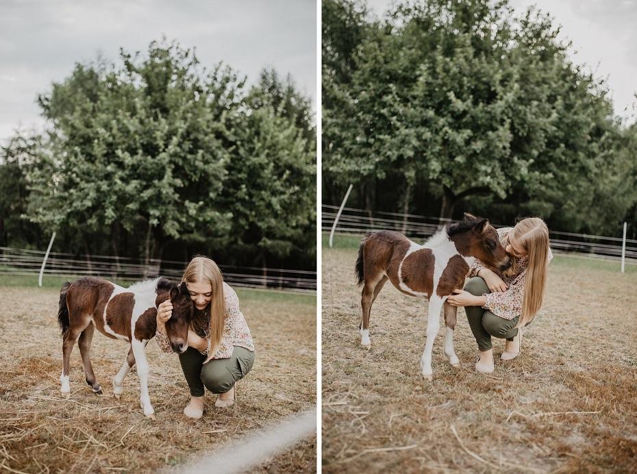 sesje zdjęciowe z końmi