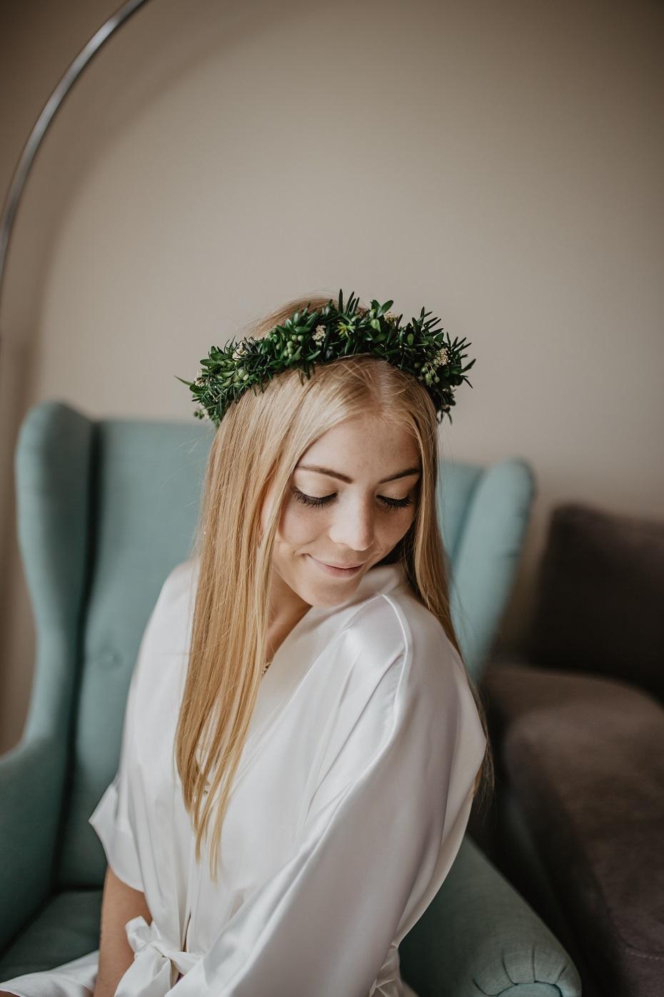 szlafrok bridesmaid