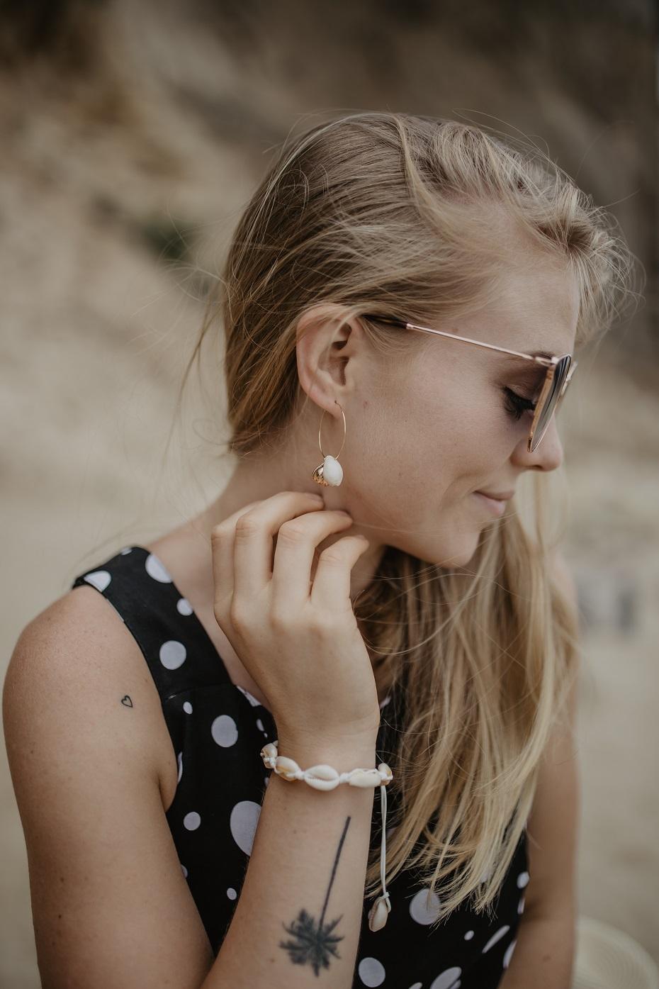 biżuteria morze