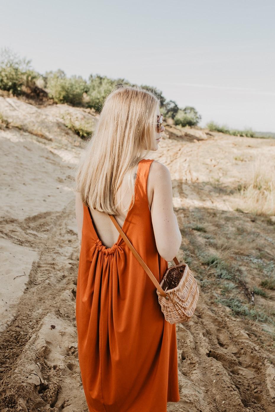 sukienki letnie asymetryczne