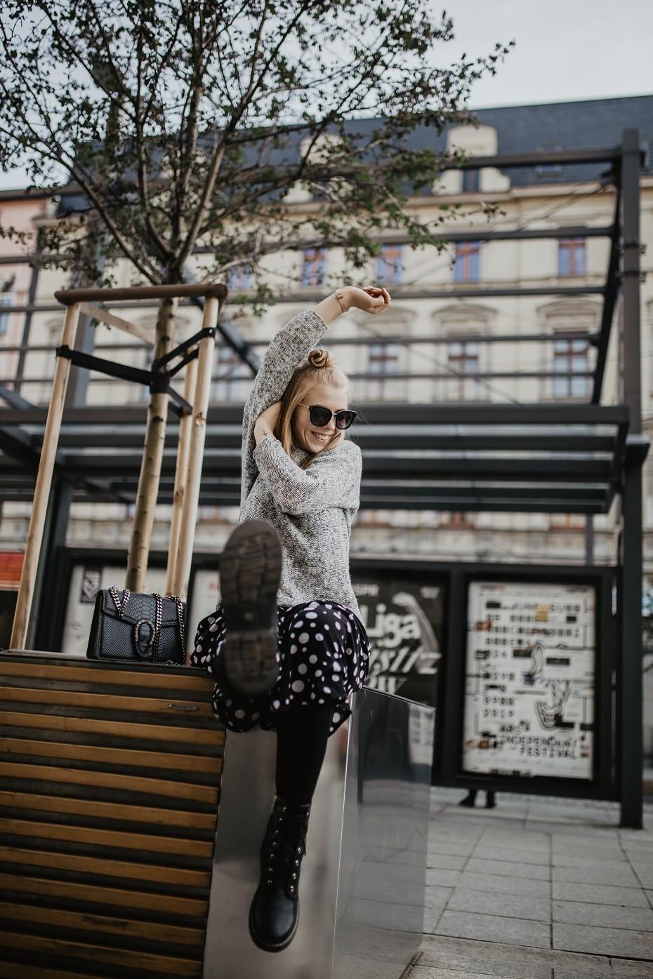Rozalia Fashion sesja zdjęciowa