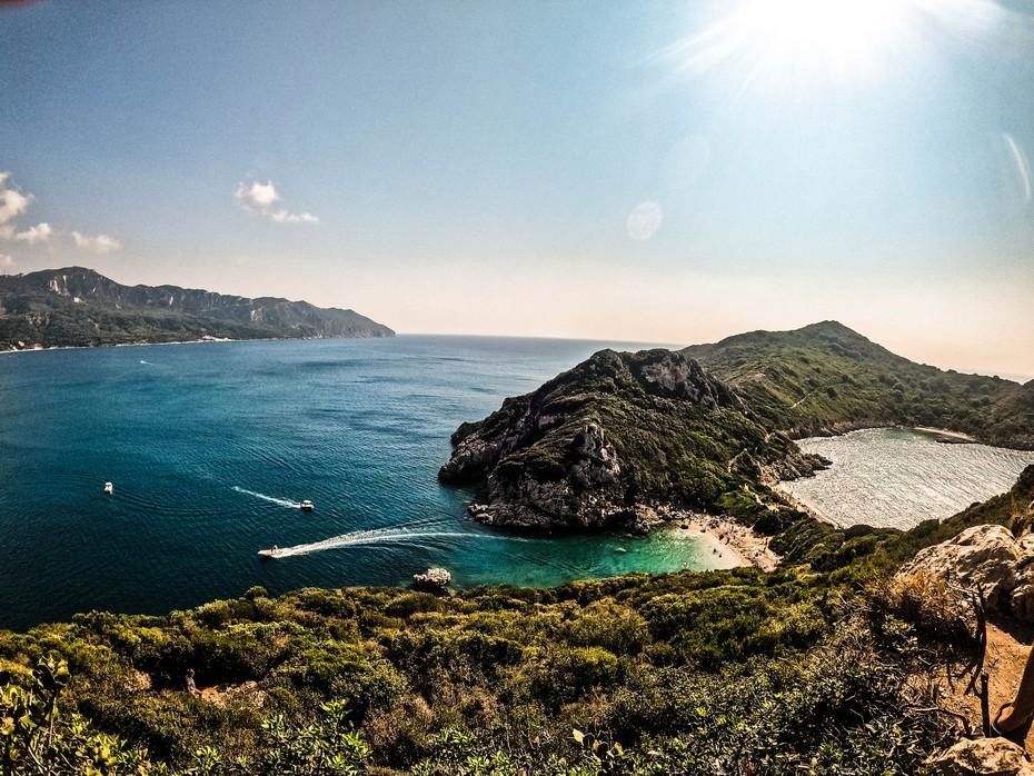 Grecja Korfu wakacje 2021r