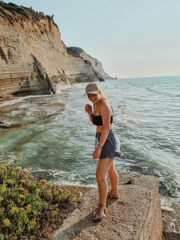 Sunset Beach Korfu