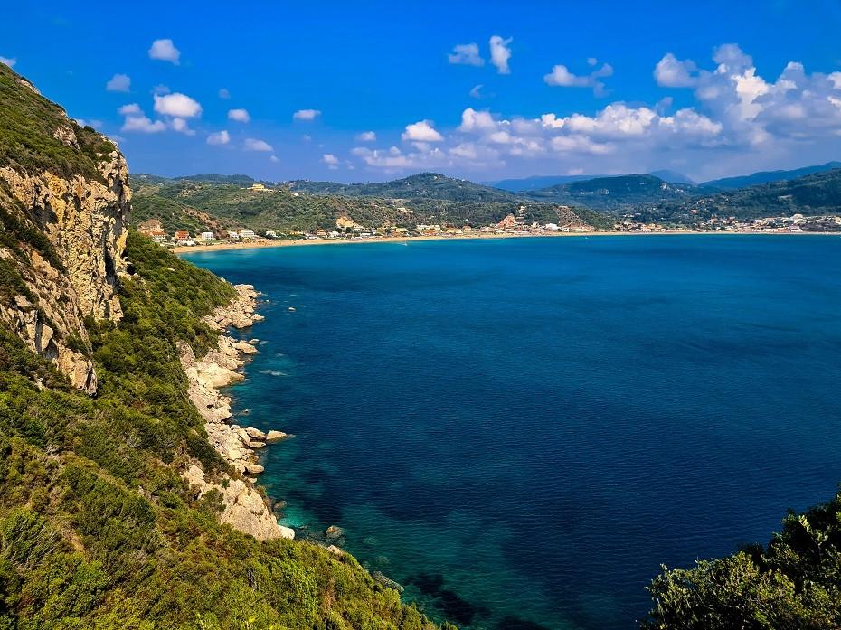 Grecja Korfu wakacje 2021